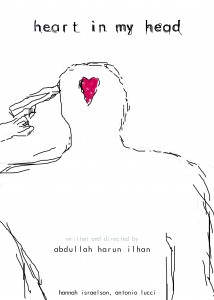 Heart ın My Head Poster