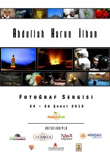 Abdullah Harun Ilhan Photo Exhibition 24th-26th February 2012