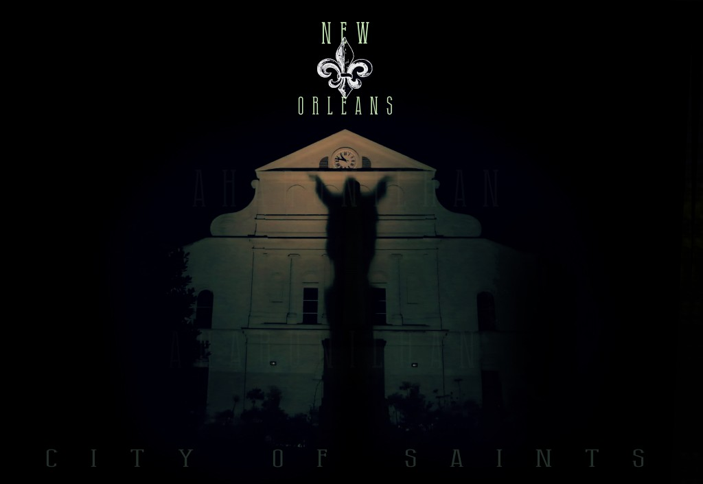 City of Saints - Aharunilhan