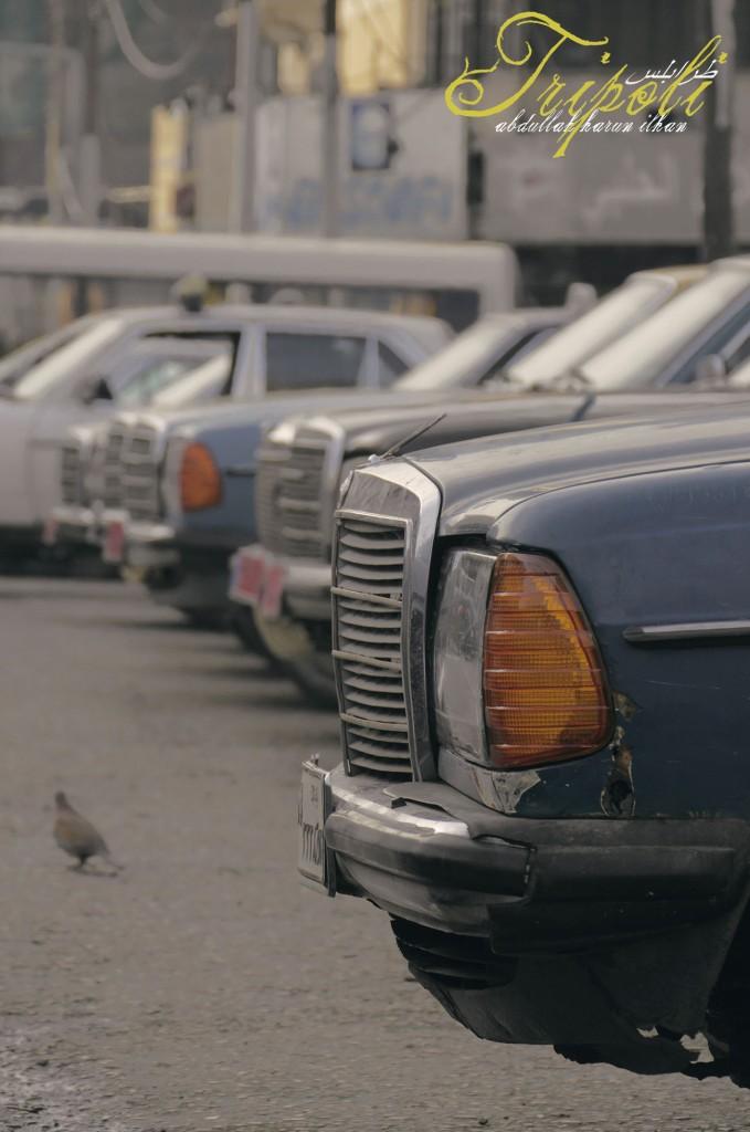 Tripoli by Aharunihan