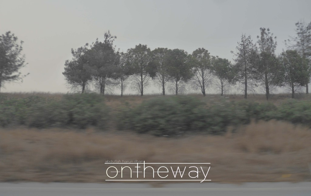 OnTheWay by Aharunilhan