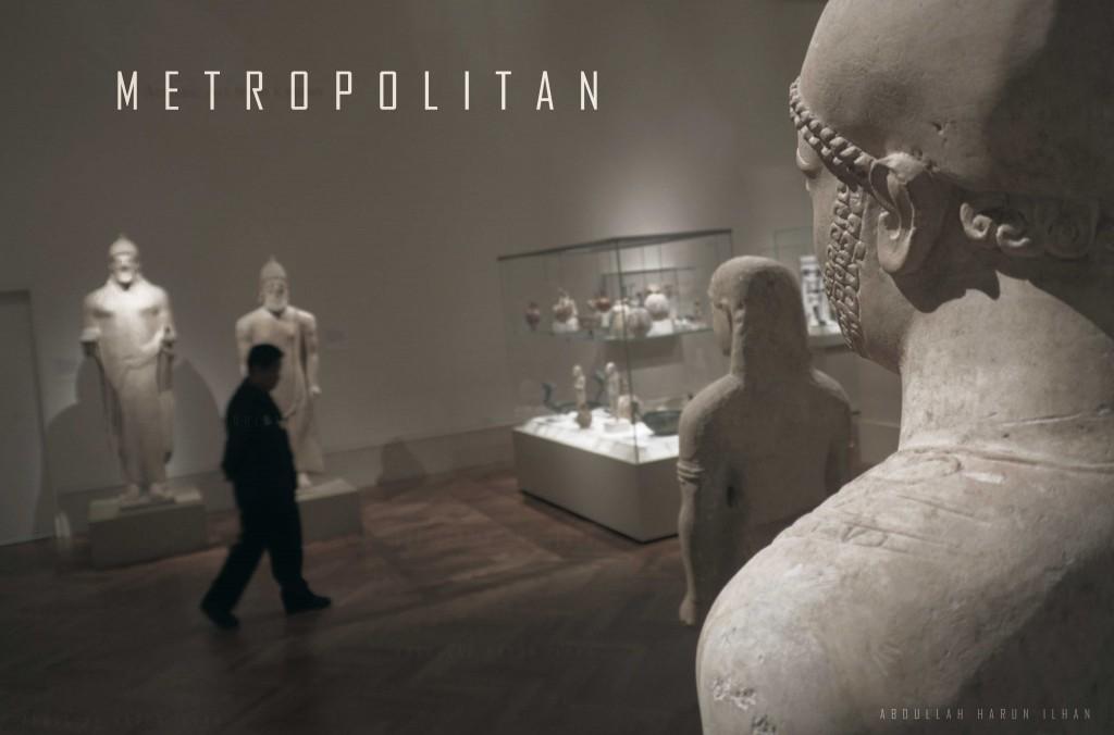 Metropolitan by Aharunilhan