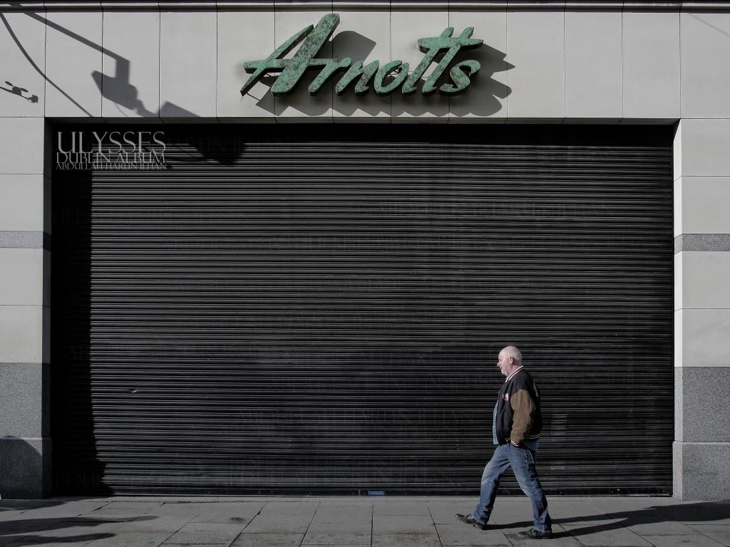 Ulysses - Dublin Album by Abdullah Harun Ilhan
