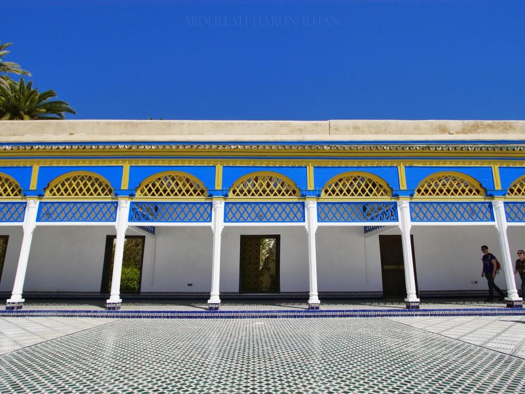 A Palace - A. Harun Ilhan