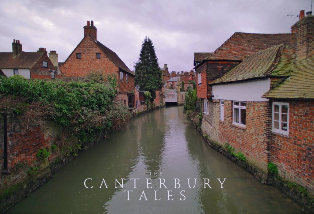 The Canterbury Tales by Abdullah Haurn Ilhan