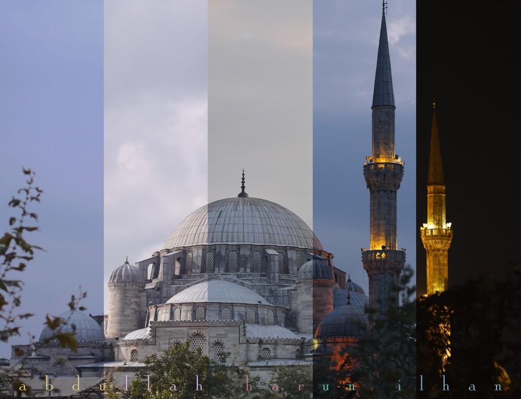 5 Vakit, 1 Zaman by Abdullah Harun Ilhan